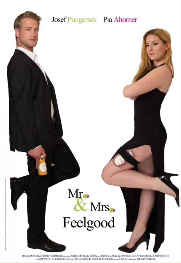 Premiere im Juni 2014: Mr & Mrs Feelgood